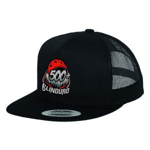 Blinduro 500+ Trucker Black