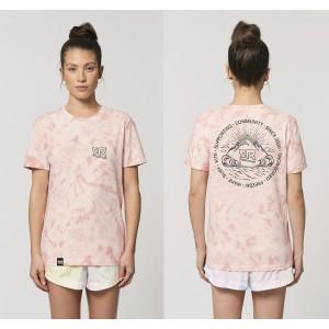 FR Creator UNISEX Tie&Dye Pink
