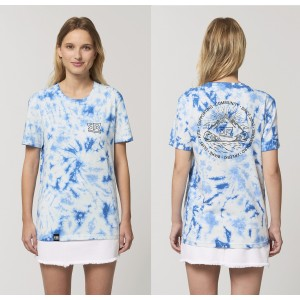 Creator UNISEX Tie&Dye Blue