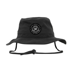 Angler Hat Black
