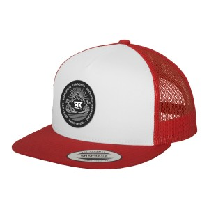 Classic Trucker Red/White/Red