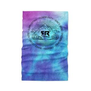 Light Neckwarmer Tie&Dye...