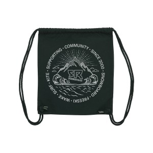 FR Cotton Gymbag Black