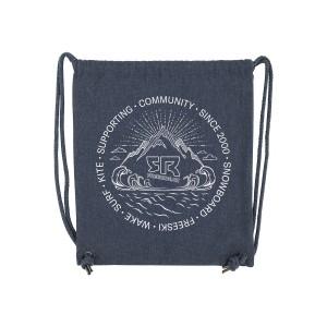 FR Cotton Gymbag Blue