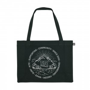 FR Shopping Bag Black