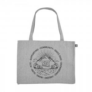 FR Shopping Bag Heather Grey